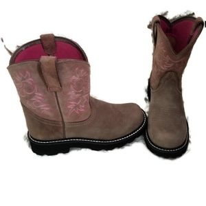 Women's Ariat Fatbaby Original Boot size 8